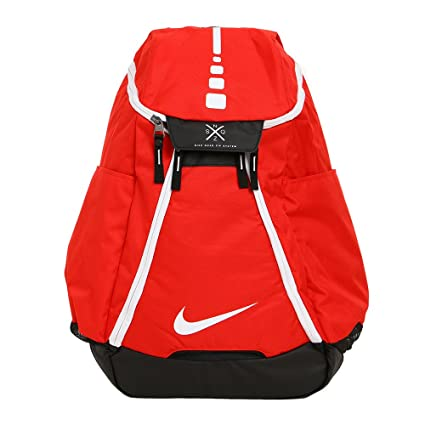 33a6828526e19 Nike Hoops Elite Max Air Team 2.0 Basketball Backpack University  Red/Black/White