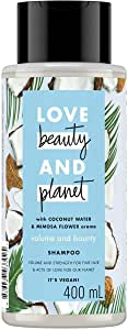 Love Beauty And Planet Shampoo Coconut Water & Mimosa Flower, 400ml