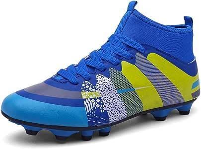 HRN Zapatillas de fútbol para Hombres Las uñas largas Las