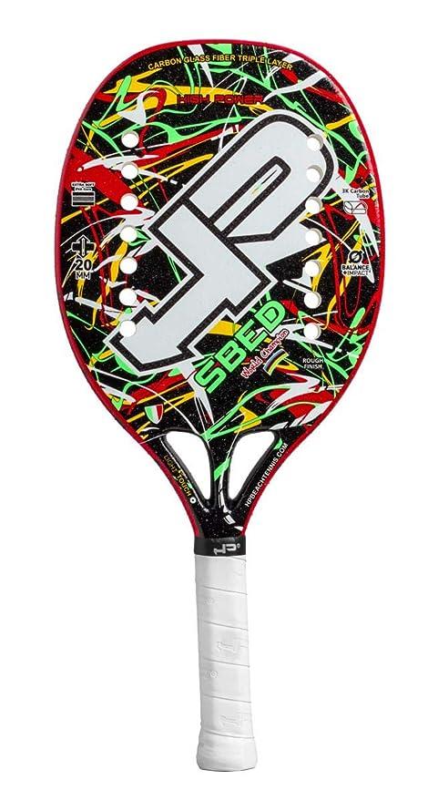 HP Pala de Tenis Playa SBED 2019: Amazon.es: Deportes y aire ...