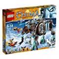 LEGO® Chima,  Maula's Ice Mammoth Stomper Building Toy - Item #70145