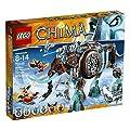 LEGO® Chima,  Maula's Ice Mammoth Stomper Building Toy - Item #70145