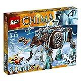 LEGO Chima Maula's Ice Mammoth Stomper - 70145