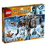 LEGO Chima 70145 Maula's Ice Mammoth Stomper Building Toy
