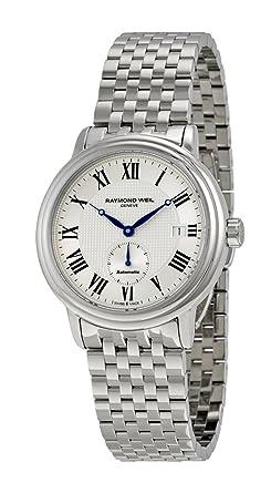 Raymond Weil Analogue Silver Dial Men's Watch - 2838-ST-00659