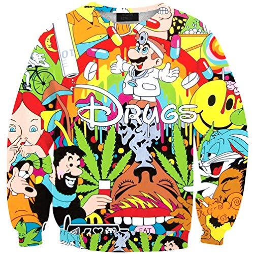 Sweat Femme shirt Multicoloured 27 Abchic qvHgxwaBx
