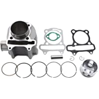 GOOFIT 57.4mm Bore Cylinder Kit con pistón