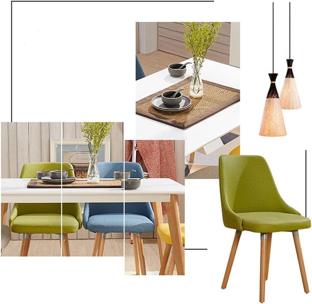 MAYAN Chaise d\'ordinateur Minimaliste Moderne créative Durabilité (Color : B) A
