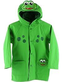 ProClimate Childrens Waterproof Camouflage Rain Suit F356