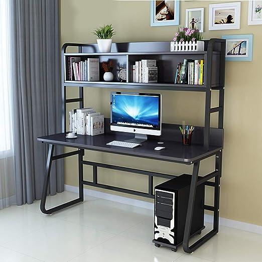 Ncloyn Mesa De Oficina Moderno Madera,Mesa De Ordenador Mesa Pc ...