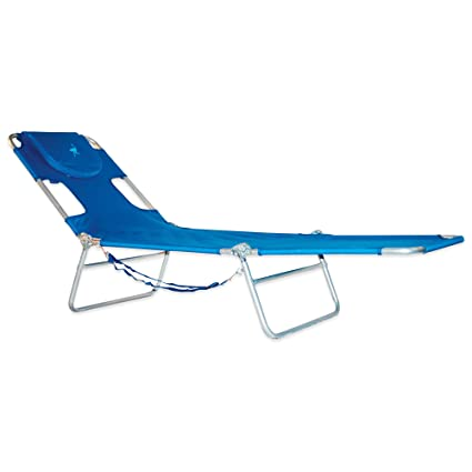 Groovy Amazon Com Ostrich Chaise Lounge Beach In Blue Garden Gamerscity Chair Design For Home Gamerscityorg