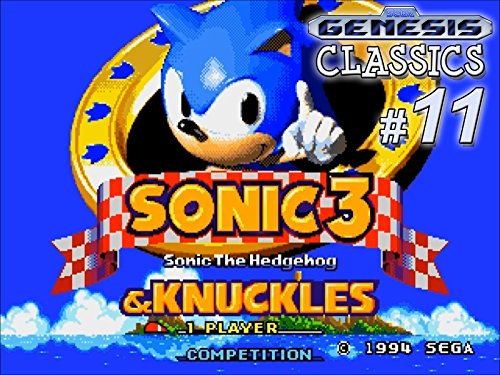 Clip: Sonic 3 & Knuckles - Angel Island ()