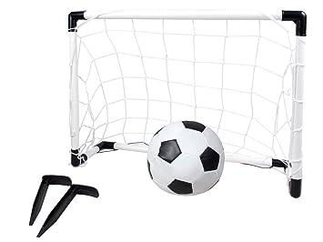 Fussball Set Tor Ball Fussballtor Mini 56 X 38 5 X 17 Cm