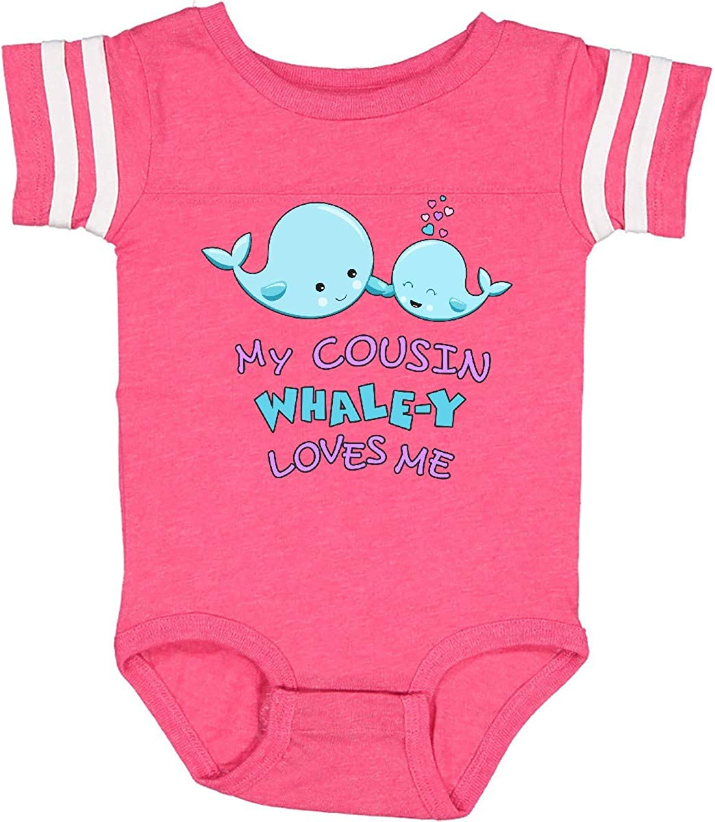 Baby Romper I Want My One Call to My Cousin No