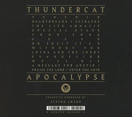 thundercat apocalypse 2013