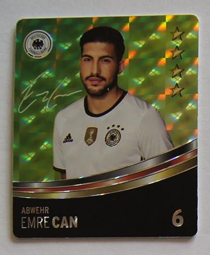 Rewe DFB Cartas coleccionables EM 2016 Selección de todas 36 ...