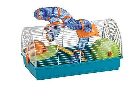 VOLTREGA Jaula Hamster Vol. 919 Oval *** 1 Unidad 500 g: Amazon.es ...