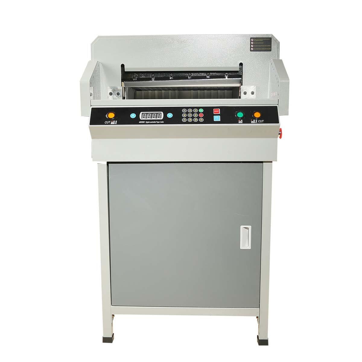 Tengchang Heavy Duty 480mm 19'' Automatic Paper Electric Cutter Cutting Machine by Tengchang