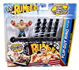 WWE Rumblers Flip-out Ring Playset with John Cena Figure