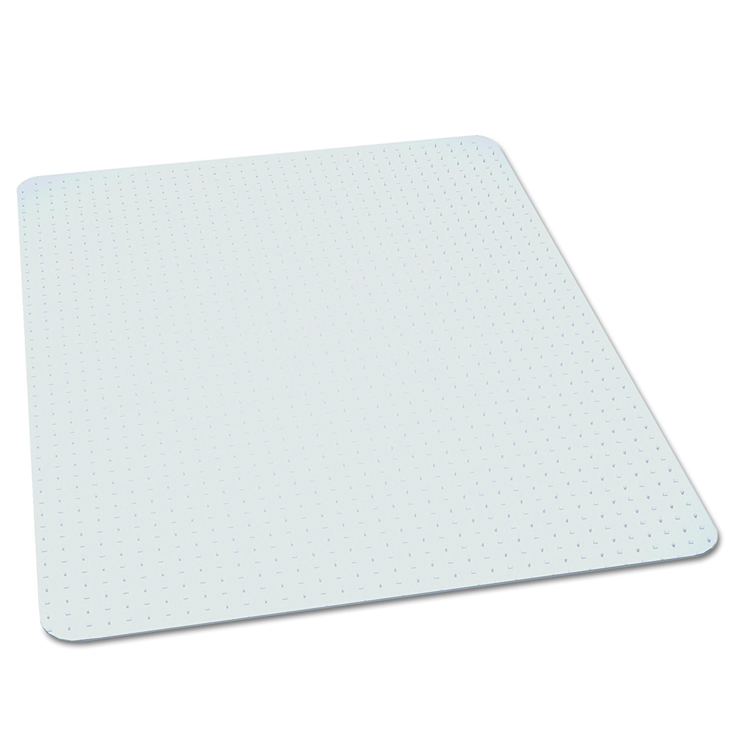 72'' x 96'' - Rectangle Premium Thickness Chair Mats | Superior 1/5 Inch Thickness Specifically Designed For Thick Carpet | Easy Chair Roll | No-Crack Guarantee | Free Lifetime Replacement