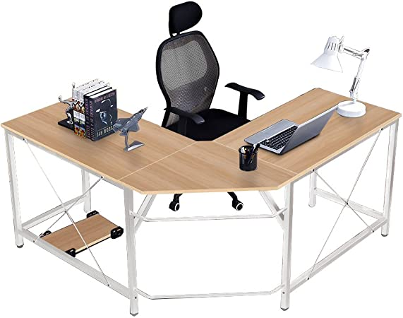 Soges Bureau D Angle Ordinateur Bureau Informatique Table Informatique Ld Z01 Mo