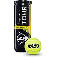 Dunlop 601326 Pelotas Tenis, Unisex-Adult, Multicolor, Talla Única