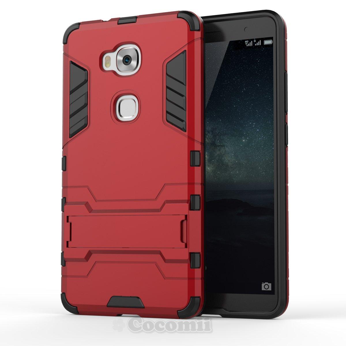 Cocomii Iron Man Armor Huawei Honor 5X Funda Nuevo [Robusto ...
