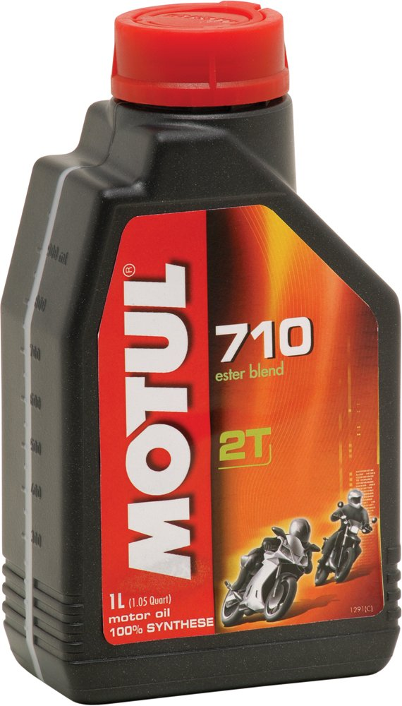 Motul 101449 / 102035 710 2t racing premix 4-liter (101449 / 102035)
