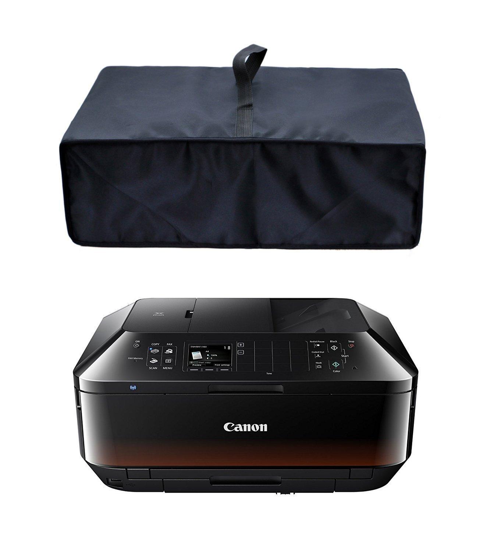 CYGQ Heavy Duty Nylon Antistatic Water Resistant Printer Cover Case, Premium Fabric Printer Dust Cover for Canon Pixma MX925/MX922 Printers