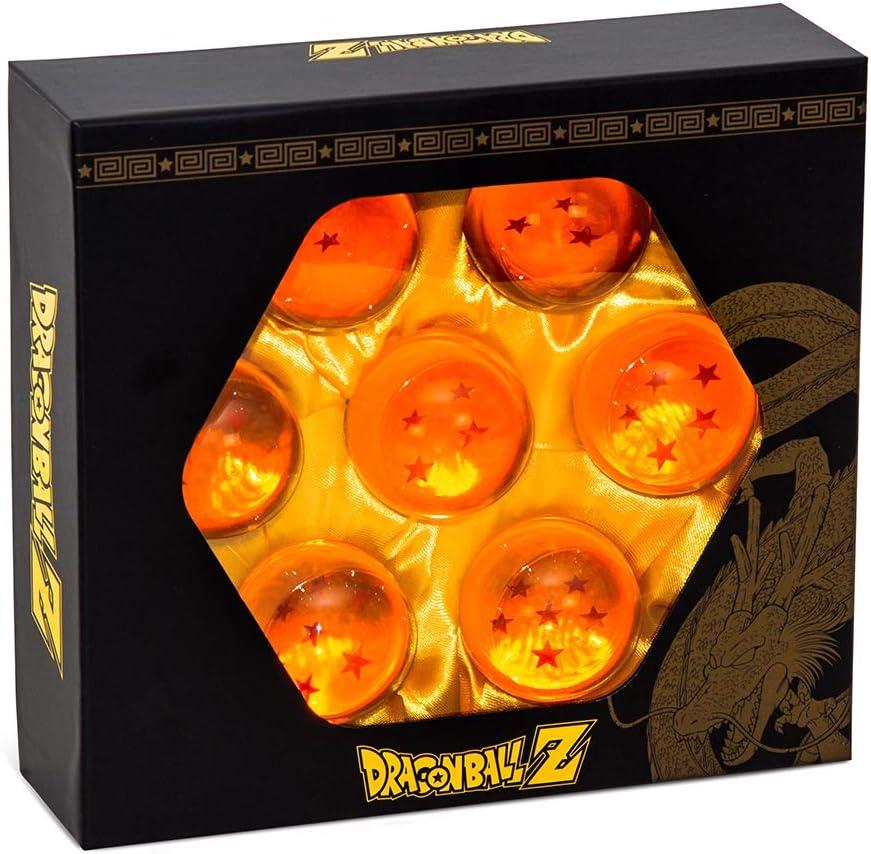 Amazon Com Dragon Ball Z Officially Licensed Dragon Ball Collector S Set Toys Games