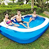 Swimming Pool Oversize 1-7 Peoples PVC Thickened