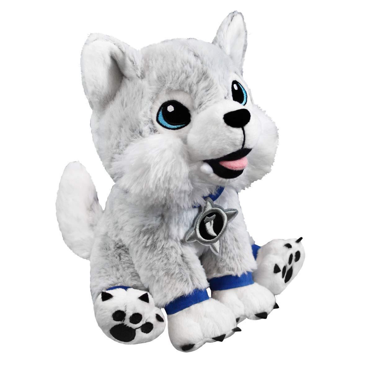 Official Blizzard Snowfang Frostwolf Cub Plush by Blizzard Entertainment