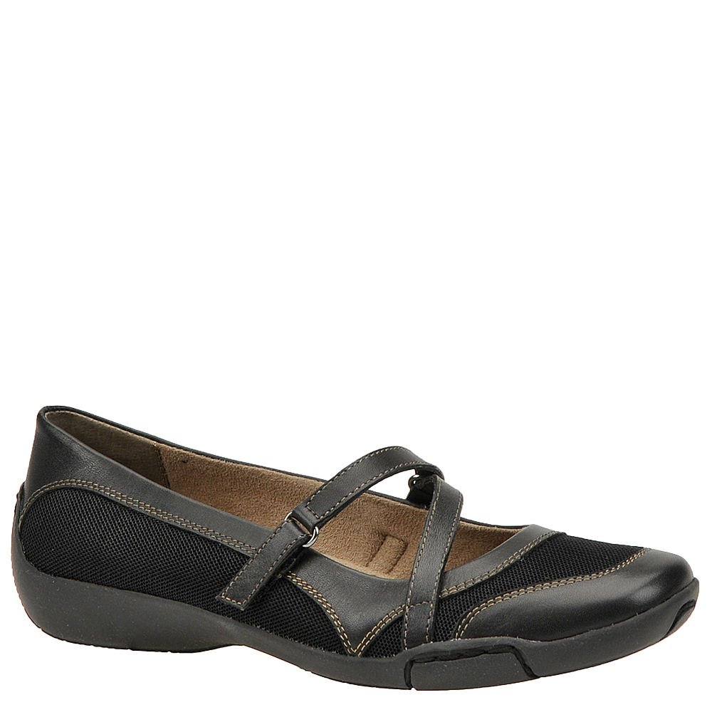 Auditions Crescent Women's Slip On B00IZL5ON4 9.5 2A(N) US|Black