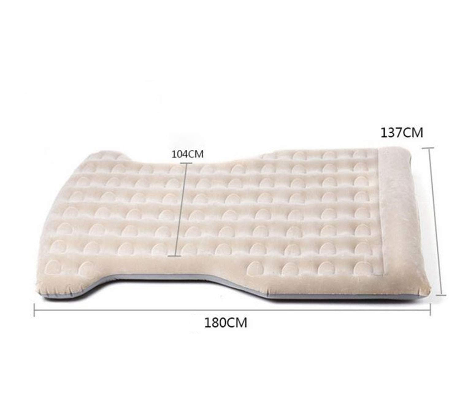 Amazon.com   NUO-Z Car Air Bed Mattress Inflatable Sleeping Pad ... d2f0dbc0b269
