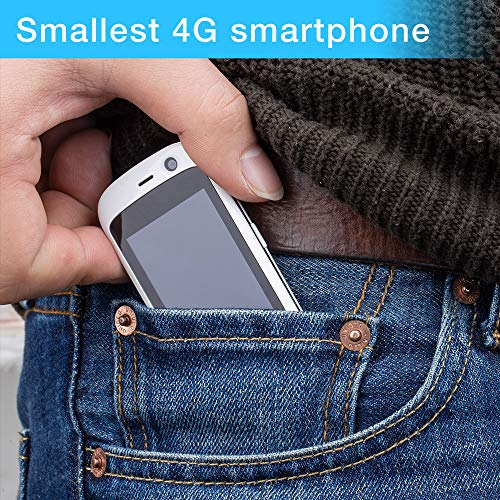 Unihertz Jelly Pro, The Smallest 4G Smartphone in the World, Android