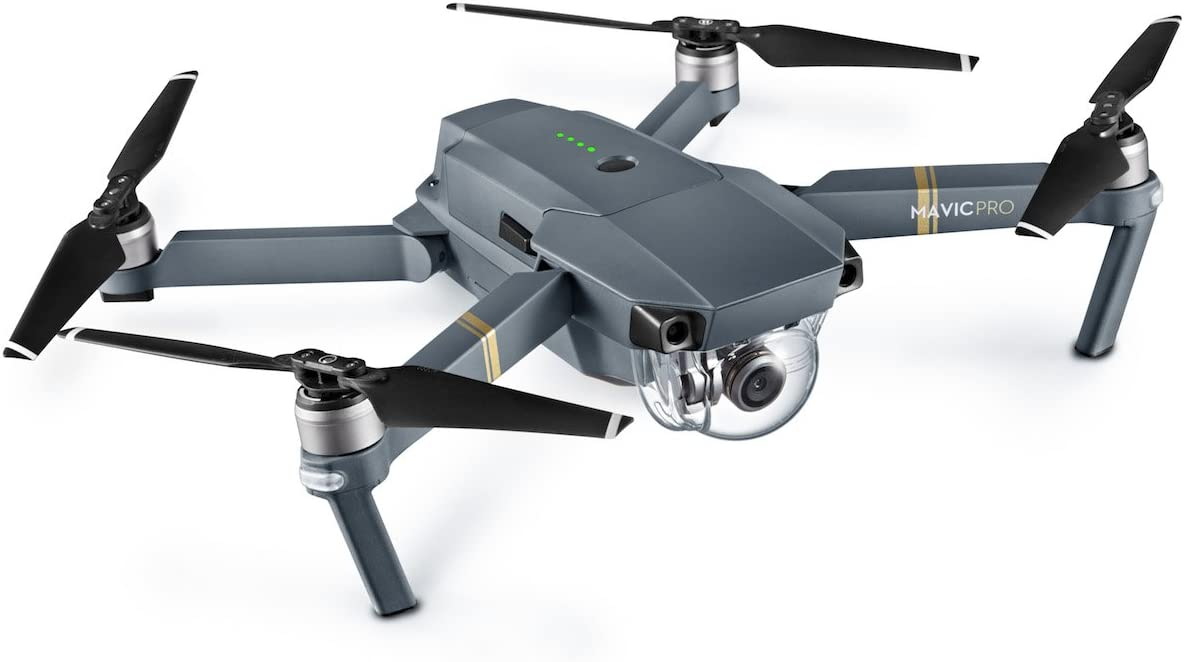 DJI Mavic Pro is at # 2 for best long distance drones with camera under $1000