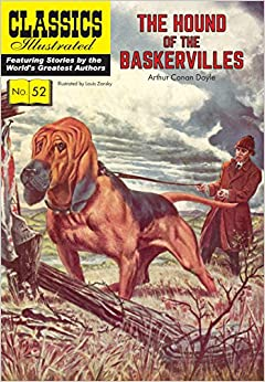 Book The Hound of the Baskervilles (Classics Illustrated)