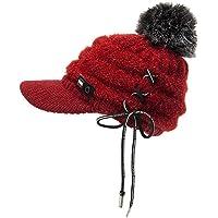 libeauty Suave y cálido Sombrero de Punto Gorro