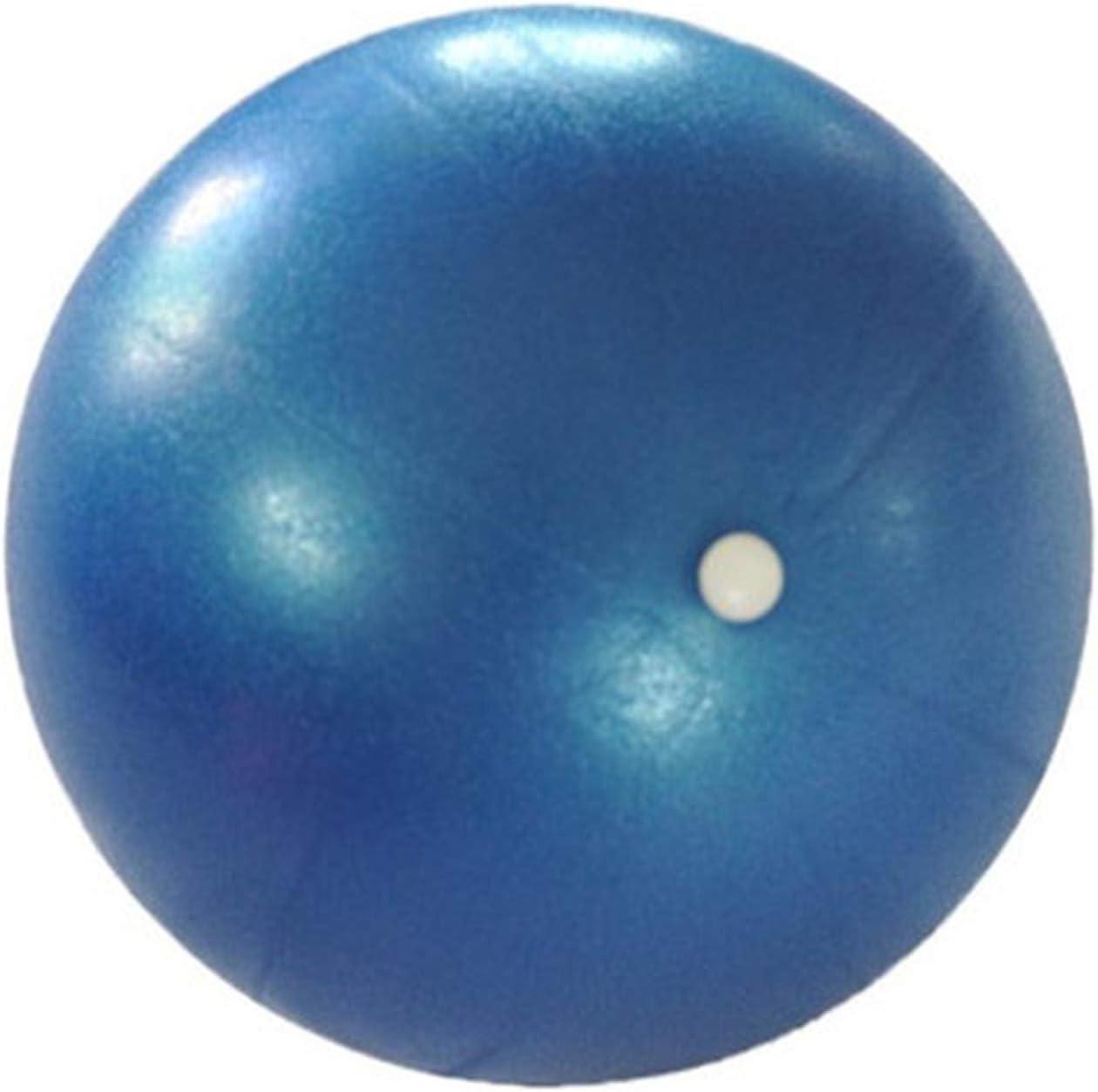 25CM Yoga Pilates Balance Ball Home Exercises Gymnastic Fitness Gym Workout