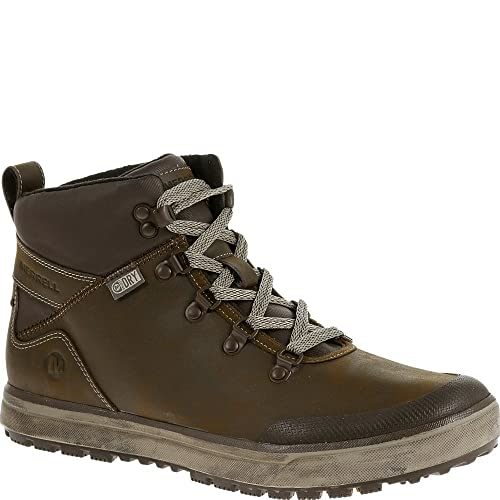 b0cdc8a8 Merrell Men's Turku Trek Waterproof High Rise Hiking Boots: Amazon ...