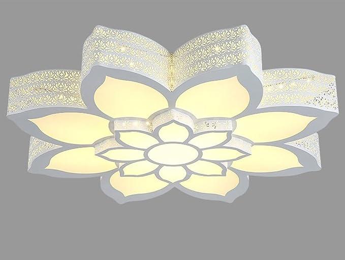 Plafoniere Da Soffitto Per Camera Da Letto : Jcrnjsb® lampade da soffitto calde e romantiche della