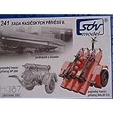 SDV Milit/är Panzerabwehrgesch/ütz Sd.Kfz.139 Marder III Modellbau Kunststoff Modellbausatz 1:87 H0