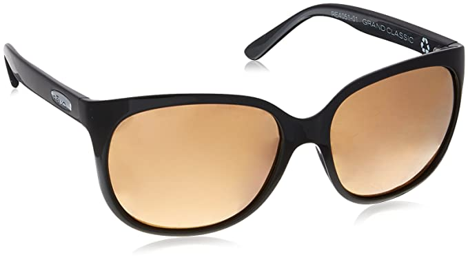 d77e86ca458 Revo Unisex RE 4051 Grand Classic Square Polarized UV Protection Sunglasses