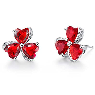 JewelleryClub 925 Silver Swarovski Elements Crystal Egg Shaped Stud Earrings for Women XfL533R