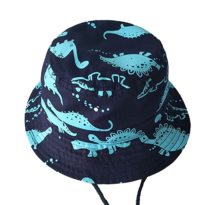 FULLANT Baby Toddler Sun Beach Beanie Cap Kids Girl Boy Summer Outdoor Bucket Hat