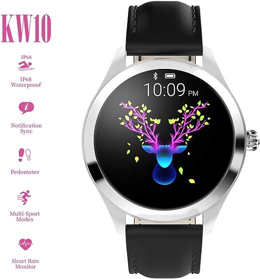 Smart Watch New Kw10, Caloría de Monitor de oxígeno para la ...