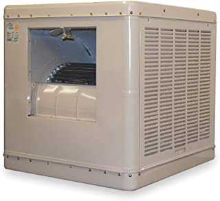 product image for 5500 cfm Ducted Evaporative Cooler, 1/2 hp, 16.4 gal.