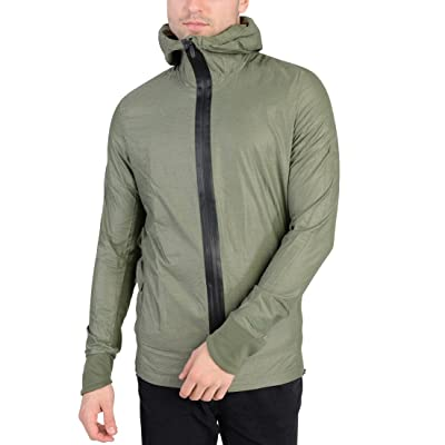 adidas Mens Mens Ultra Jacket Olive Green