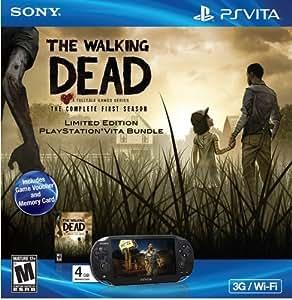 PlayStation Vita -  Walking Dead Bundle