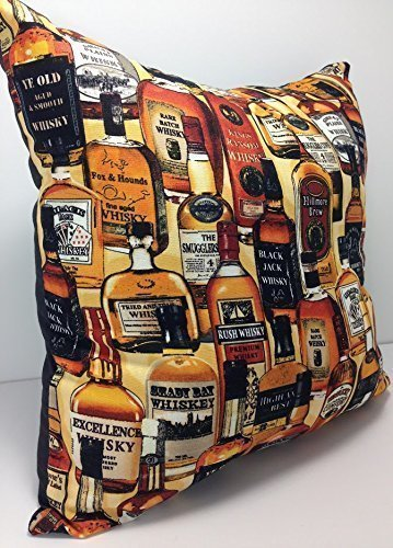 Novelty Accent Throw Pillow Whiskey Bar by Group One Home®